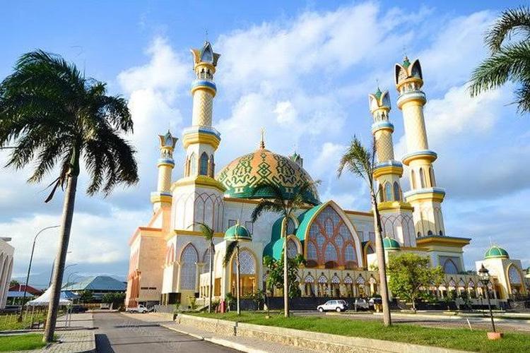 Masjid Hubbul Wathan